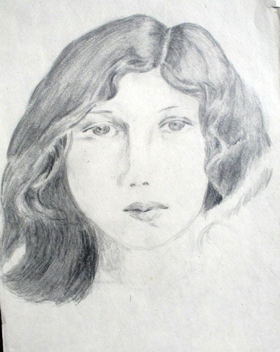 Szkice ołówkiem