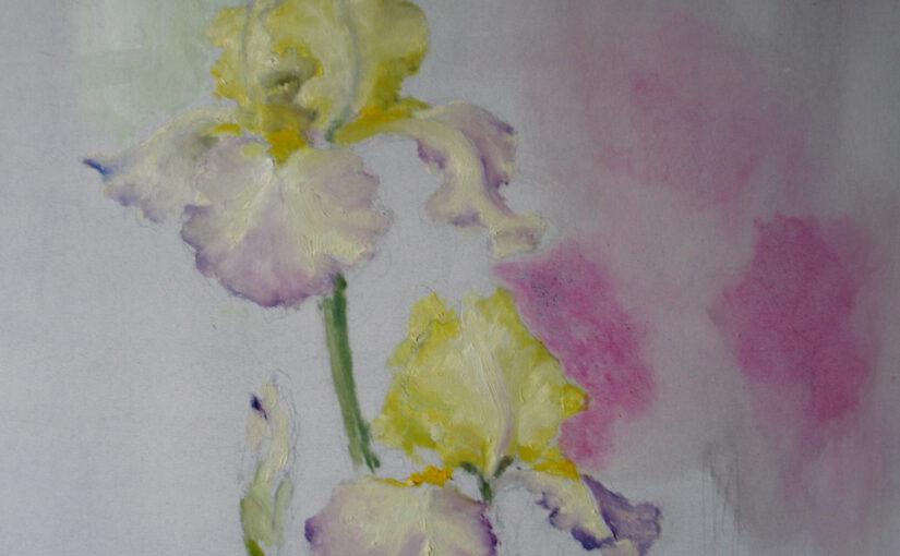 Dylematy przy szkicowaniu kwiatów